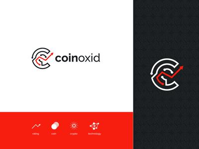 Coinoxid Logo Design