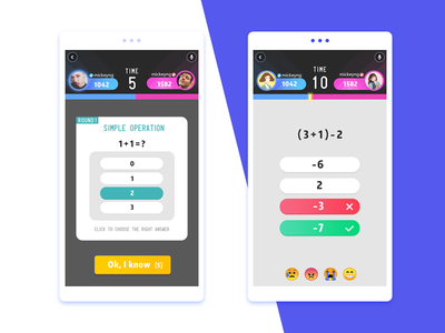 Game Ui 界面设计 游戏 design game app ui