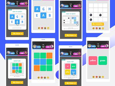 Game User Interface 界面设计 游戏 design game ui