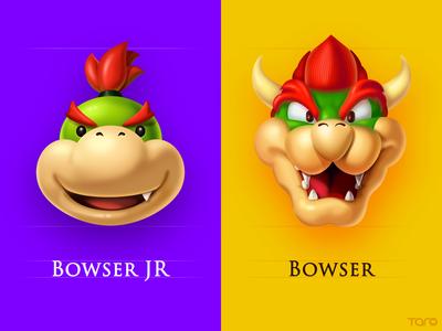 Mario Character Card3