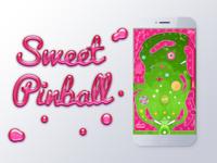 Sweet Pinball Game