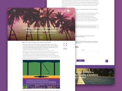 Hermandad Agency - Article Page