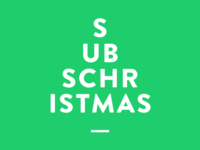 Subschristmas