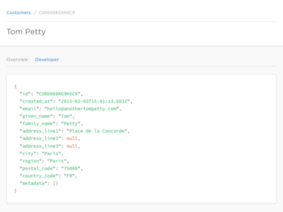 GoCardless Pro Developer Tools