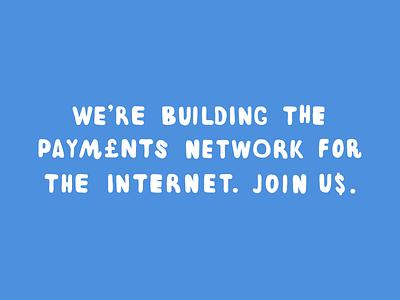 We're hiring designers! internet fintech payments product design gocardless