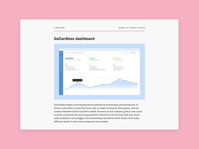 New portfolio site personal site case study portfolio