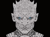 Blue Eyes - The Night King