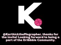 Thank you, @KarthicktheMographer!