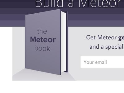 The Meteor Book meteor proxima nova ratio book purple form