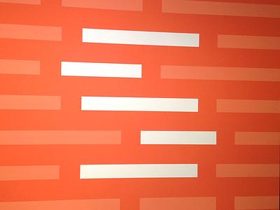 Sidebar logo red