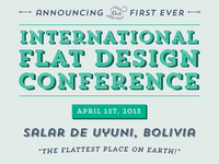 FlatConf 2013