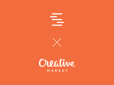 Sidebar ╳ Creative Market sidebar creative market