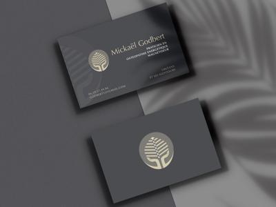 Identité visuelle MG brand identity icon vector brand illustration graphic  design minimalist freelance design clean logodesign branding