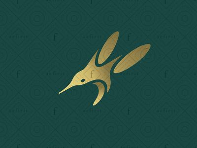 Luxurious Hummingbird Logo for sale branding animal nature flying organic wings precise fast humming logo beautiful agile minimalist elegant modern simple bird luxurious hummingbird