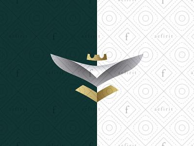 Monarch Eagle Logo for sale branding minimalist elegant goldsmith jewelry luxury real estate wings dove logo blue hawk falcon royal monarch crown king bird eagle