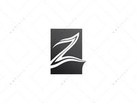 Z Black Monolith Logo
