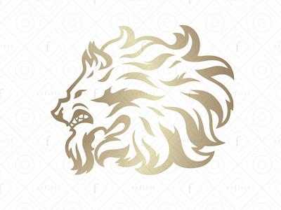 Legendary Lion Logo