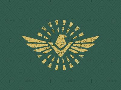 Ancient Bird Logo D