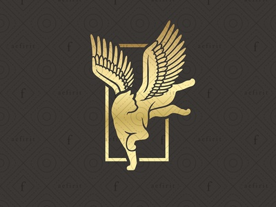 Legendary Cat Logo