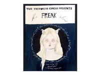 The Victorian Freak Show poster