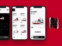 App for air Jordan