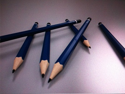 Pencils - renderpimp.com cinema4d exhibition pencils pencil physcial moi3d illustration productshot 3d cg maxwell render freelance freelancer