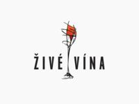 Bar Živé Vína - logo