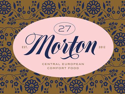 Logo + Pattern Design