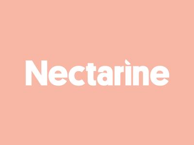 Nectarine Magazine Logo