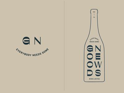 Good News Wine Lockups for Swag