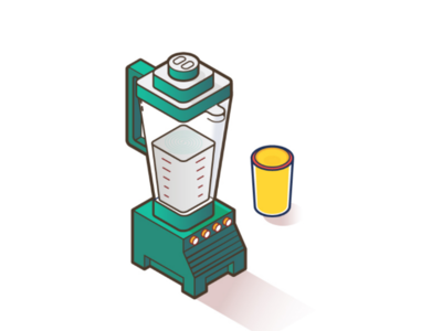 Isometric illustration Day 03