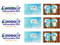 Coonoor half marathon flag