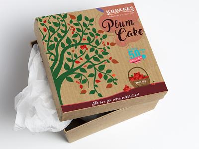 Some cake please cardboard cardboard box product page products productdesign boxdesign cakebox plumcake design art designer typography logotype graphicdesign illustrator logodesign logo lettering vector design branding
