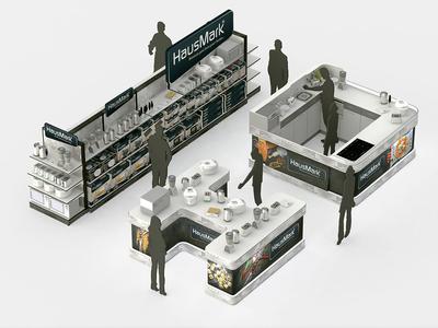 Brand zone design