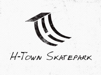 H-Town Skatepark Logo