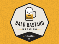 Bald Bastard Brewing Logo