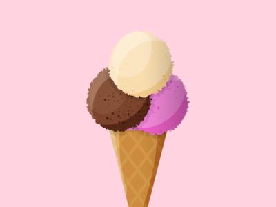 Something Sweet - Ice Cream Cone