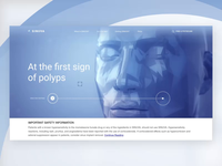 Medical website (Sinuva)