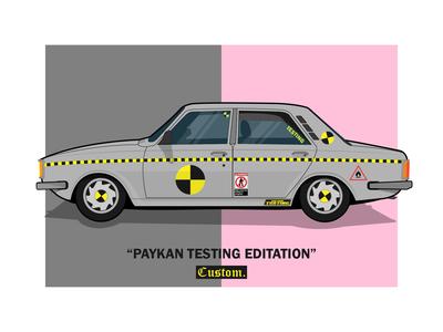 "Testing ""Paykan"""
