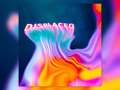Displaced daily covers cover design cover artwork cover art albumcoverdesign album artwork albumartwork album art album