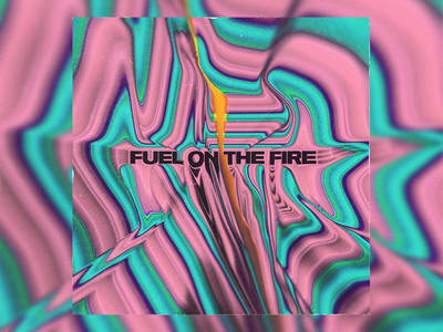 fuel on the fire design daily covers cover design cover artwork cover art albumcoverdesign album artwork albumartwork album art album