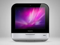 MacBook Pro iOS icon