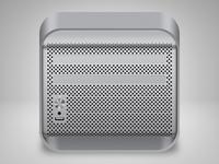Mac Pro iOS icon