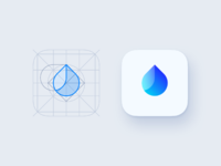 Tap water safety app icon grid