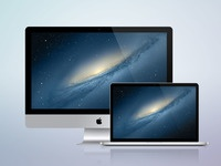Imac macbook big preview