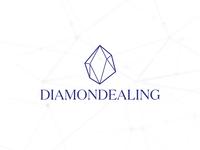 Diamondealing Logo