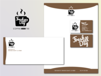 Fresh all day coffee stationary
