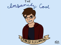 The Insanely Cool Jared Kleinman
