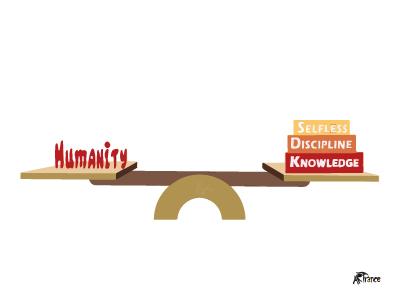 Humanity vs covid 19 typography typographic design illustration art illustration covid19 humanity