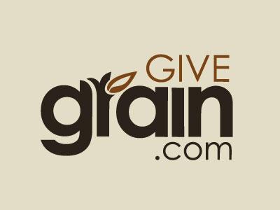 Give Grain Logo logo